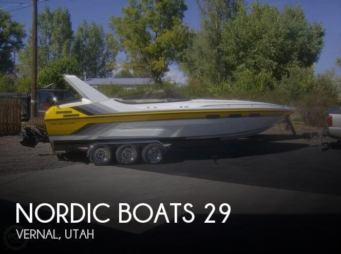 1992 Nordic Tugs boat for sale, model of the boat is 29 & Image # 1 of 40