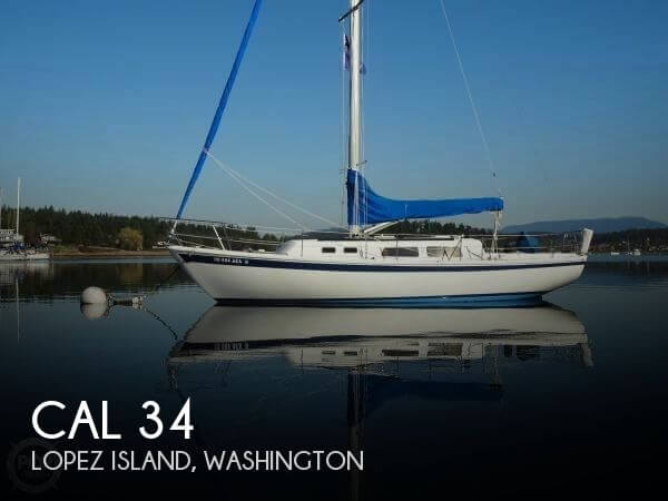 Used Cal Boats For Sale by owner | 1978 CAL 34