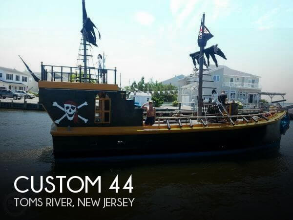 Used Custom Boats For Sale by owner | 1961 Custom 44