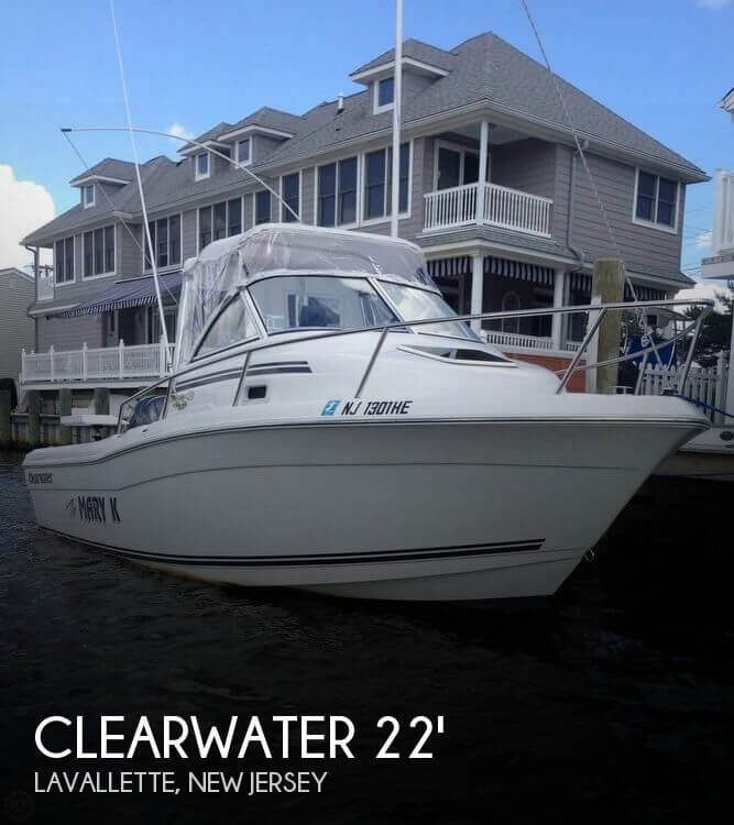 Used Clearwater Boats For Sale by owner | 2012 Clearwater 22