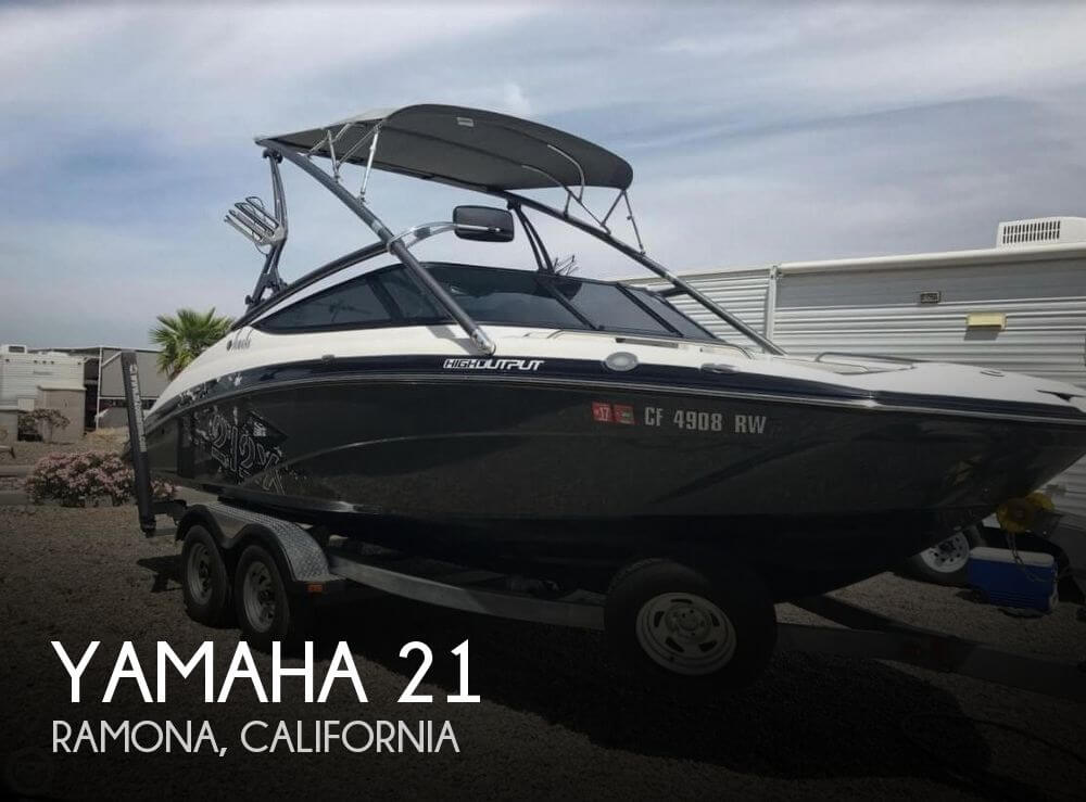 Used Yamaha Ski Boats For Sale by owner | 2014 Yamaha 21