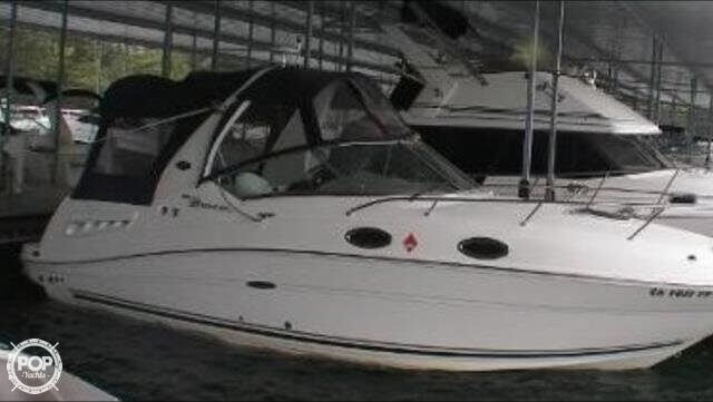 Used 2007 Sea Ray Sundancer 260 For Sale