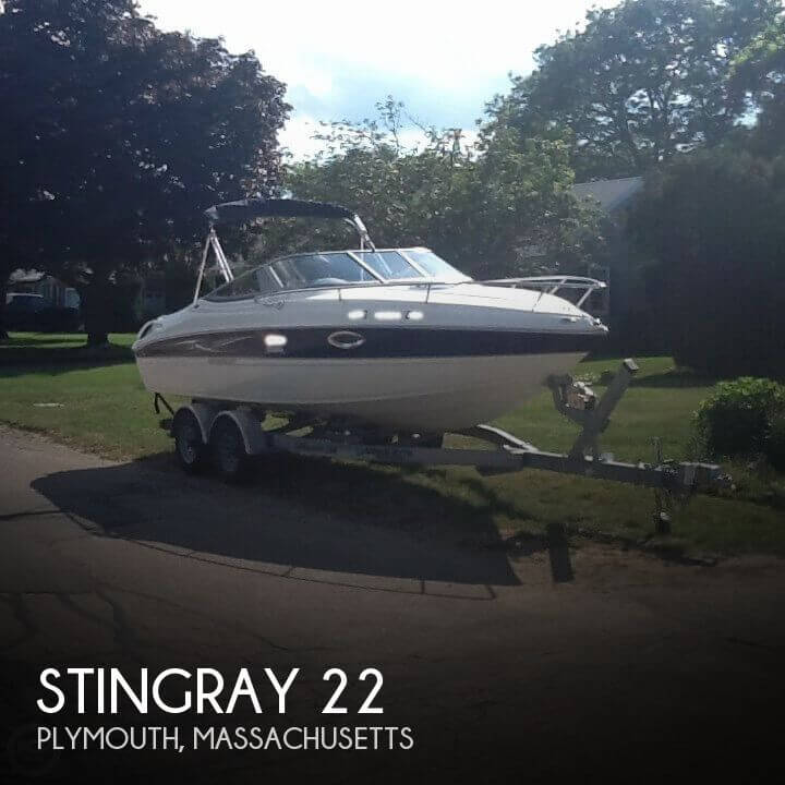Used Boats For Sale by owner | 2013 Stingray 22