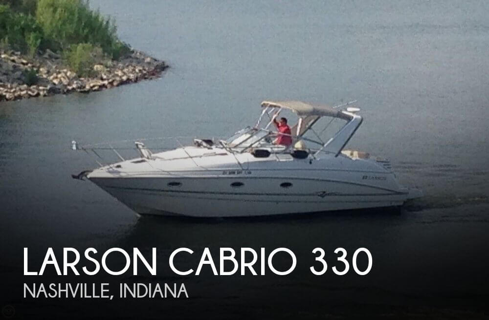 Used Boats For Sale in Indianapolis, Indiana by owner | 2003 Larson 36
