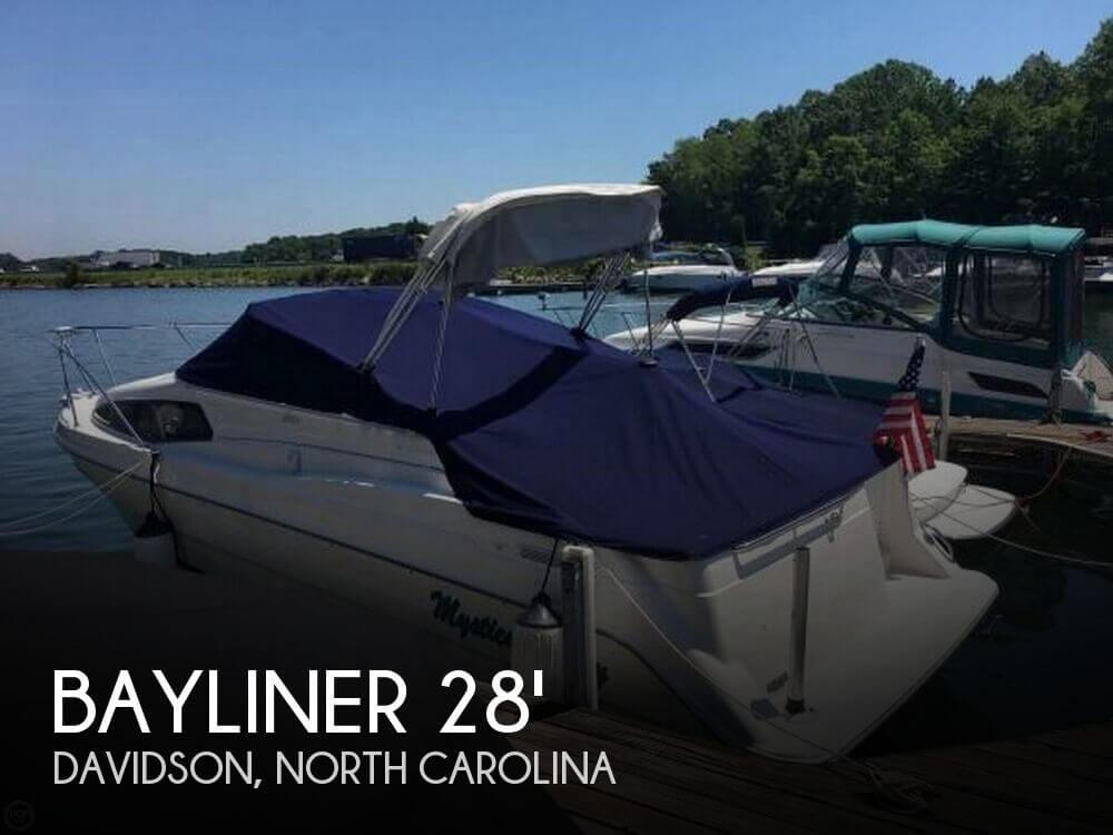 Used Bayliner Boats For Sale in North Carolina by owner | 1999 Bayliner 28