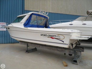 Sportcraft 252, 25', for sale - $17,500