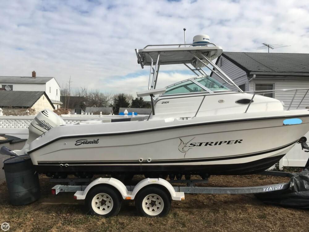 canceled seaswirl striper 2101 wa boat in freeport ny 133377 rh popyachts com Seaswirl Striper 1851 Striper Seaswirl 175