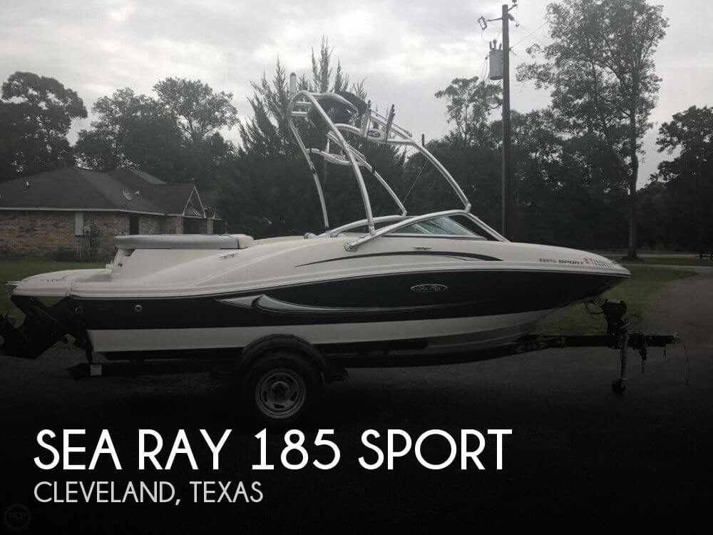 Used Sea Ray 18 Boats For Sale by owner   2010 Sea Ray 18