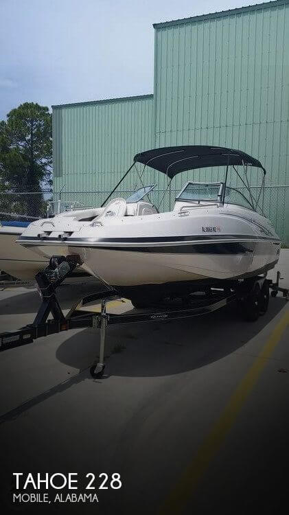 Used Tahoe Deck Boats For Sale by owner | 2006 Tahoe 22