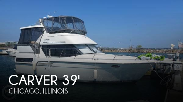 Used Carver Boats For Sale by owner | 1993 Carver 39
