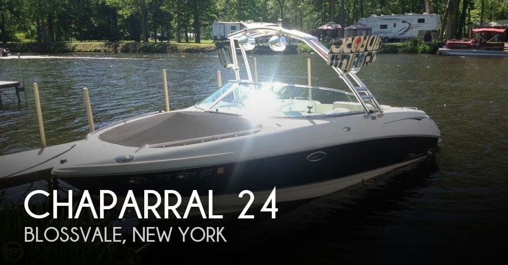 Used Chaparral 24 Boats For Sale by owner | 2004 Chaparral 24