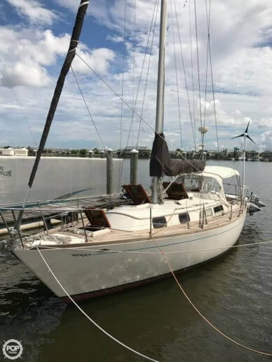 Cheoy Lee 35, 34', for sale - $35,000
