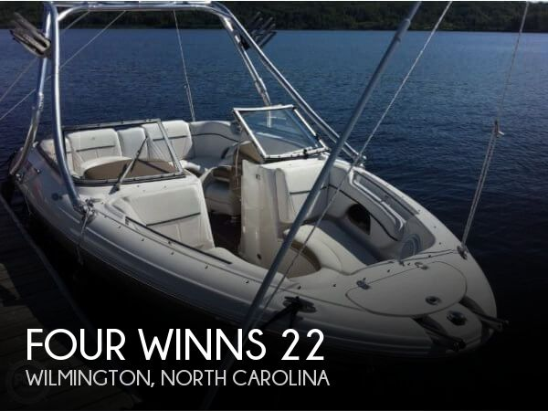 Used FOUR WINNS Boats For Sale in North Carolina by owner | 2007 Four Winns 22