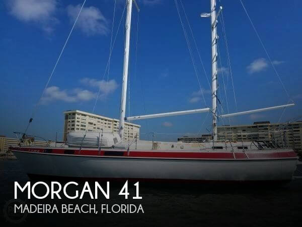 Used Morgan Boats For Sale by owner | 1976 Morgan 41