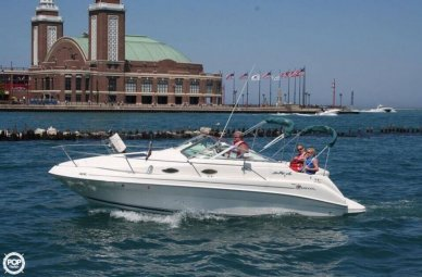 Sea Ray 240 Sundancer, 25', for sale - $15,500