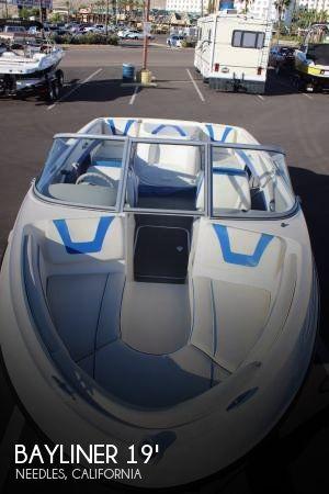 Used Bayliner Ski Boats For Sale in California by owner | 2006 Bayliner 19