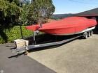 Full Custom Boat Cover Included
