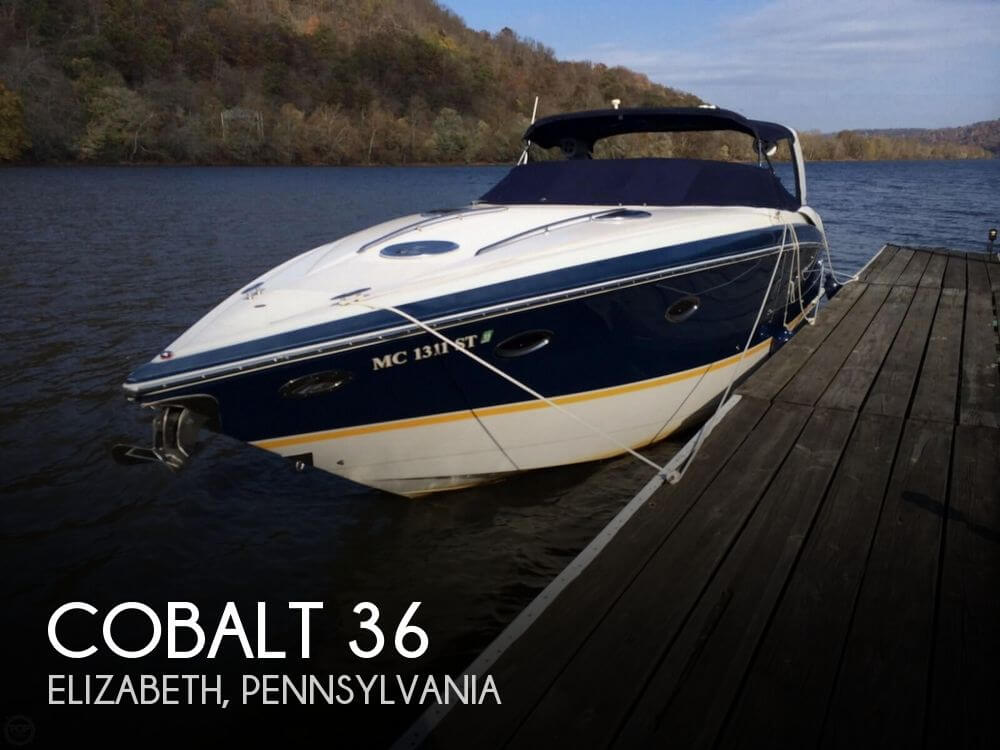 Used Boats For Sale in Pittsburgh, Pennsylvania by owner | 2005 Cobalt 36