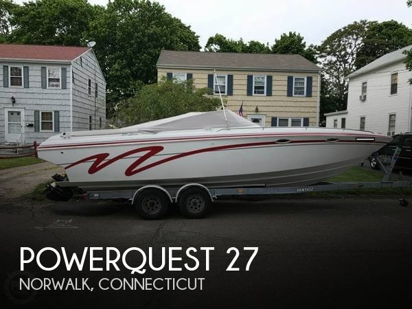 Used Powerquest Boats For Sale by owner | 1994 Powerquest 27