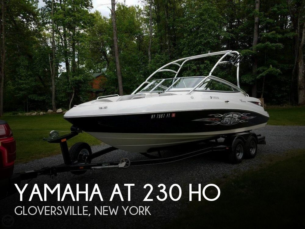 Used Boats For Sale in Albany, New York by owner | 2008 Yamaha 23