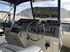 1996 Carver 355, Helm, Bridge, Full Vinyl Camper Enclosure