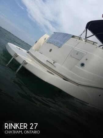 Used Rinker 27 Boats For Sale by owner | 2006 Rinker 27