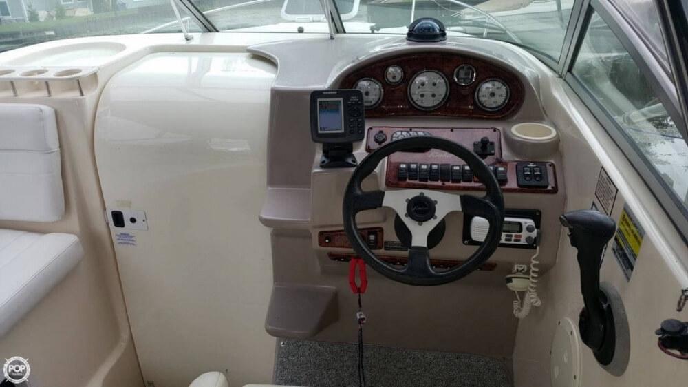 2006 Rinker boat for sale, model of the boat is 250 Fiesta Vee & Image # 7 of 12