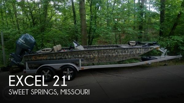 Used Excel Boats For Sale by owner | 2014 Excel 2172