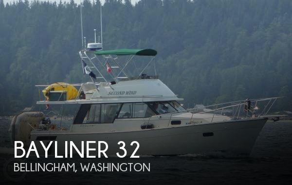 Used Bayliner Boats For Sale in Washington by owner | 1983 Bayliner 32