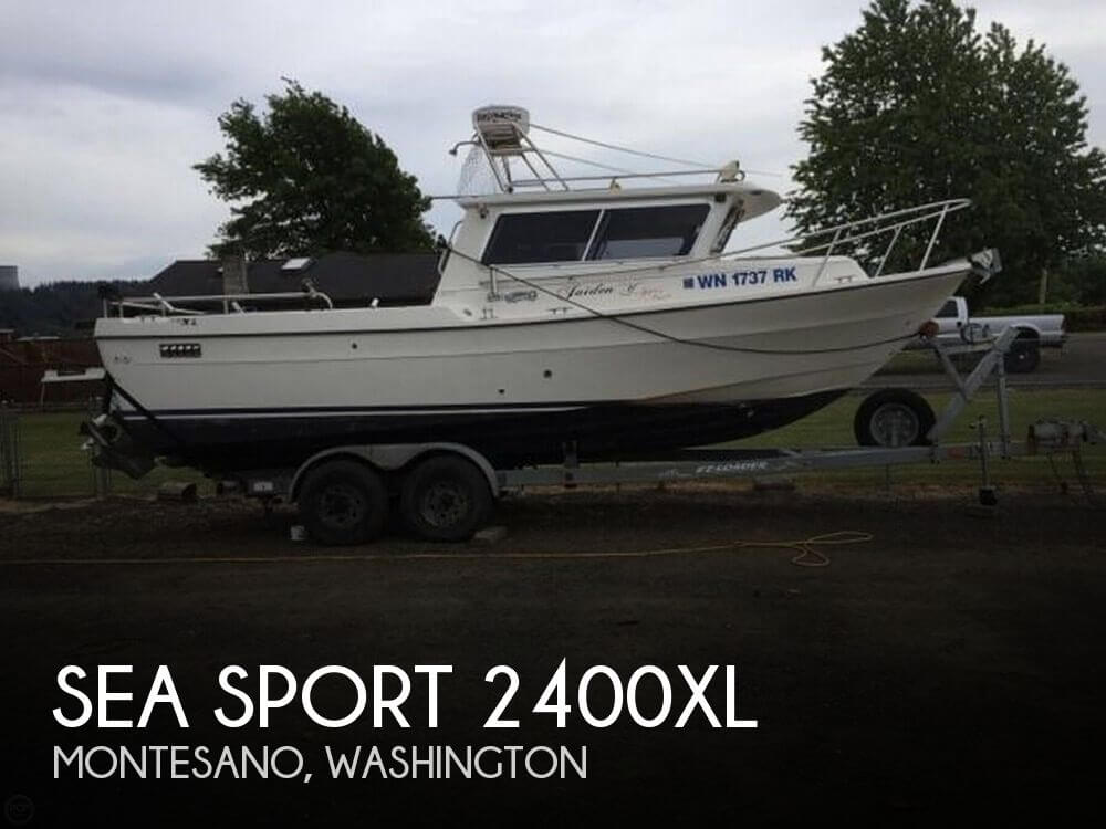 Used SEA SPORT Boats For Sale by owner | 2001 Sea Sport 24