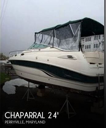Used Chaparral Boats For Sale in Maryland by owner | 2000 Chaparral 26