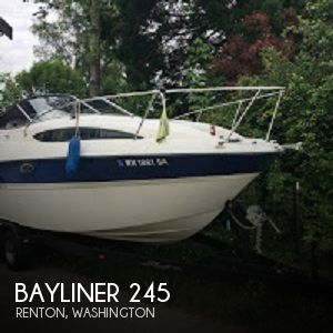 Used Bayliner 24 Boats For Sale by owner | 2004 Bayliner 24