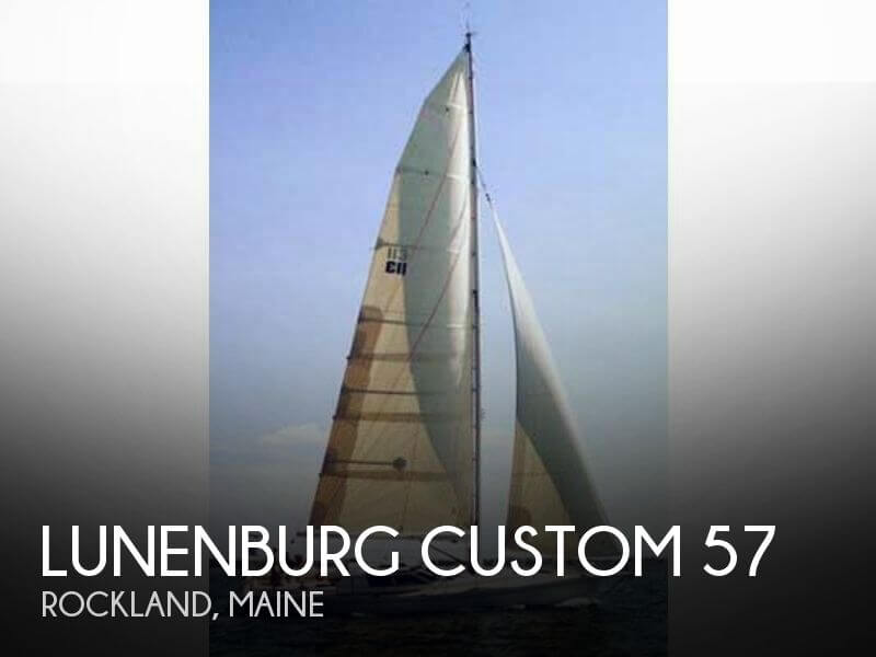Used Boats For Sale by owner | 2001 Lunenberg 57