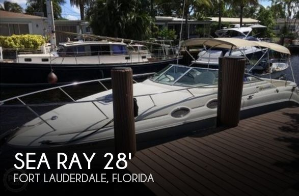 Used Boats For Sale by owner | 2002 Sea Ray 28