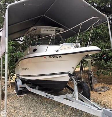 Seaswirl 2301 WA, 24', for sale - $32,300