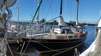 Cheoy Lee 48 Clipper, 47', for sale - $24,000