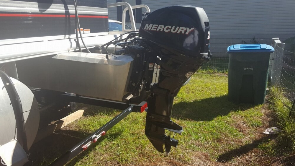2012 Sun Tracker boat for sale, model of the boat is 18 DLX Bass Buggy & Image # 17 of 41