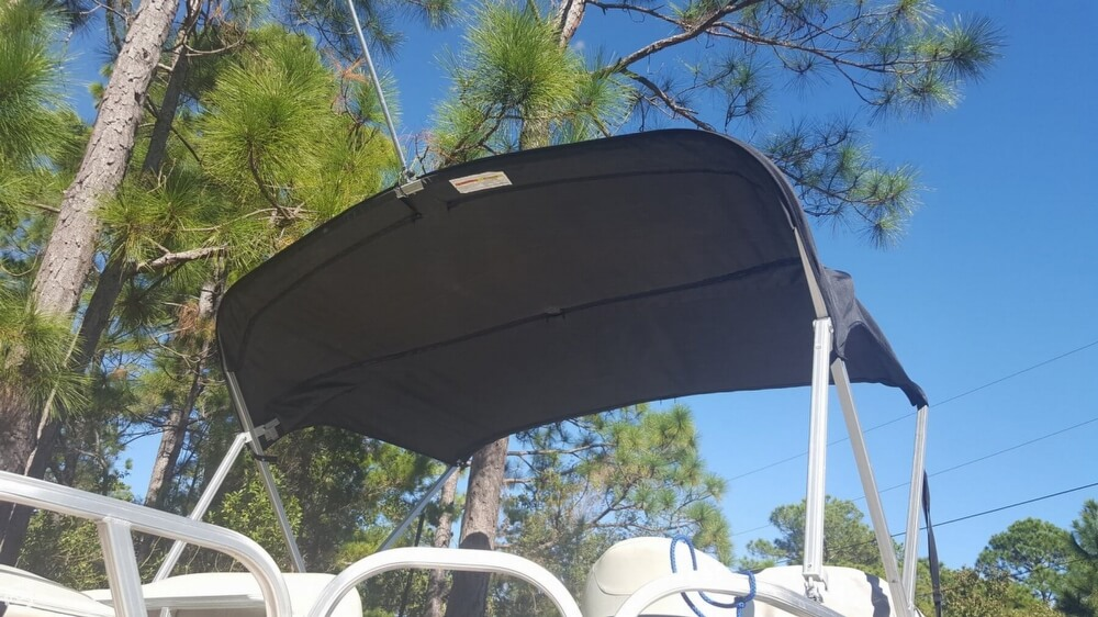 2012 Sun Tracker boat for sale, model of the boat is 18 DLX Bass Buggy & Image # 23 of 41