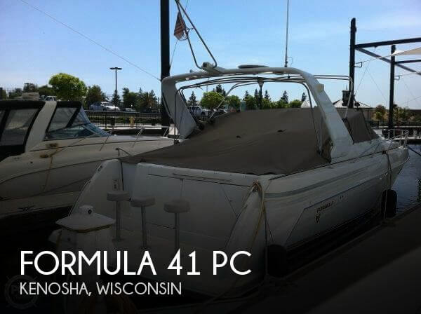 Used Boats For Sale in Wisconsin by owner | 2002 Formula 41