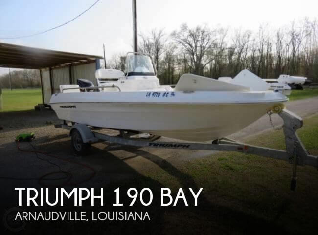 Used Power boats For Sale by owner | 2011 Triumph 18