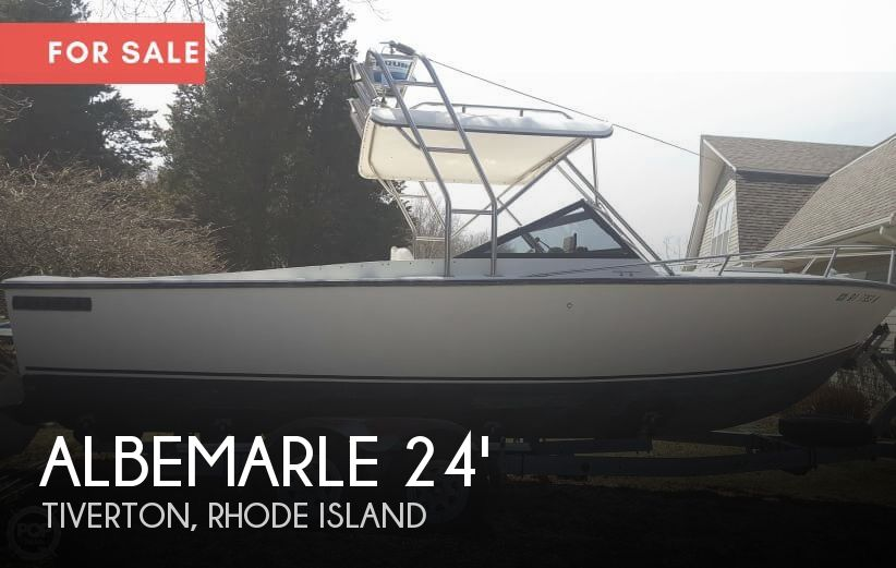 Used Albemarle Boats For Sale by owner | 1988 Albemarle 24
