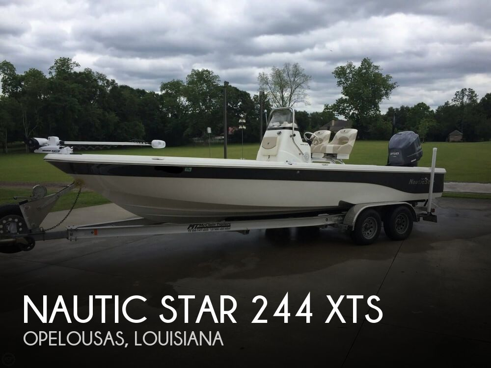 Used Nautic Star Boats For Sale by owner | 2016 Nautic Star 24