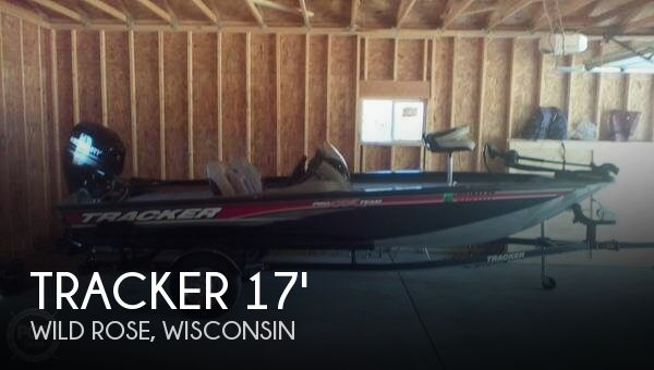 Used Boats For Sale in Wausau, Wisconsin by owner | 2016 Bass Tracker Pro 17