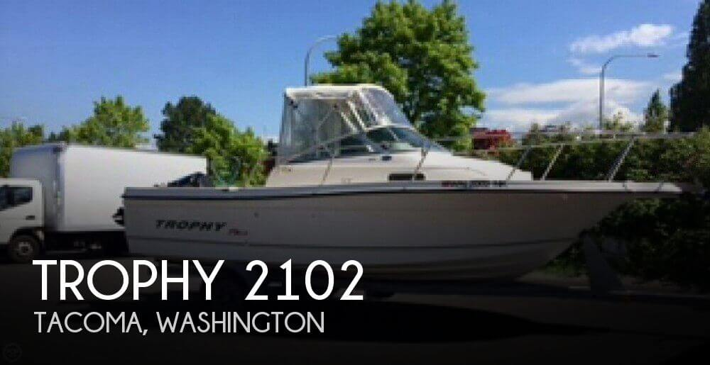 Used Bayliner 21 Boats For Sale by owner | 2002 Bayliner Trophy 21