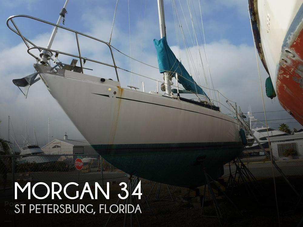 1967 MORGAN 34 for sale