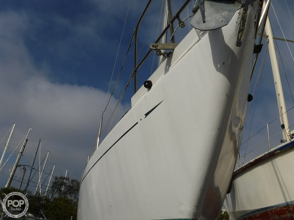 1967 Morgan boat for sale, model of the boat is 34 & Image # 7 of 40