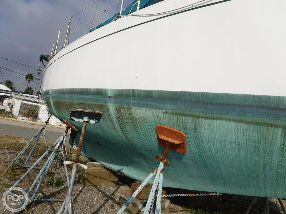 1967 Morgan boat for sale, model of the boat is 34 & Image # 4 of 40