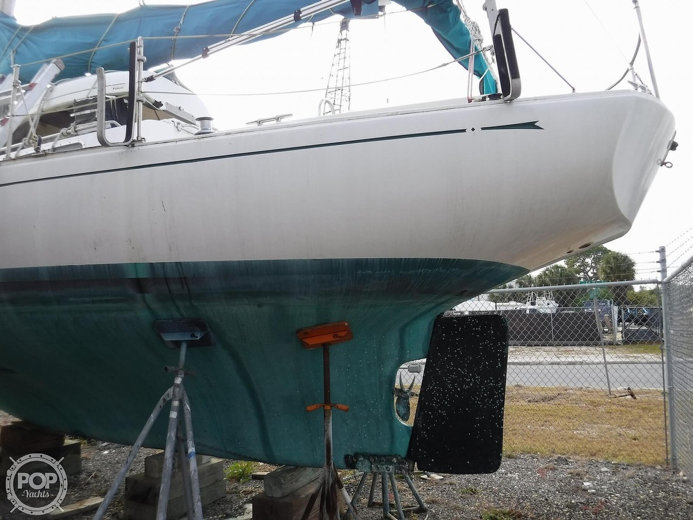 1967 Morgan boat for sale, model of the boat is 34 & Image # 23 of 40