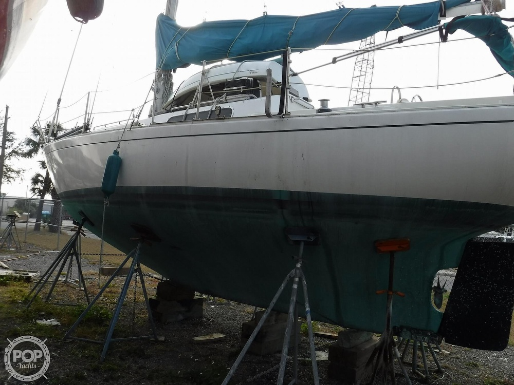 1967 Morgan boat for sale, model of the boat is 34 & Image # 25 of 40