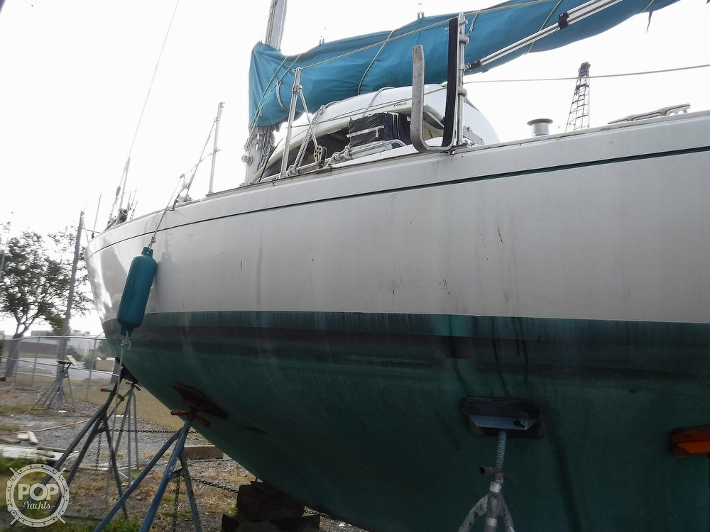 1967 Morgan boat for sale, model of the boat is 34 & Image # 26 of 40